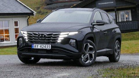Nye Hyundai Tucson kommer snart til Norge som ladbar hybrid. Nå har vi testet den vanlige hybrid-utgaven for å danne oss et inntrykk om den spennende nykommeren.