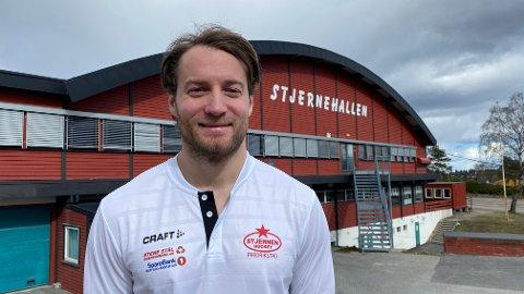 Filip Gunnarsson har skrevet under en toårsavtale med Stjernen.