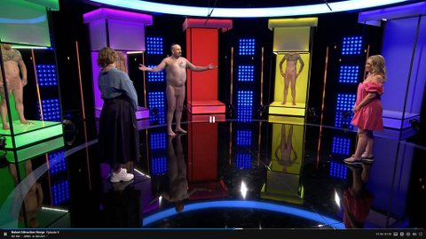 Jørgen Svendsby fra Kråkerøy dukket opp i programmet «Naked Attraction» denne uka.