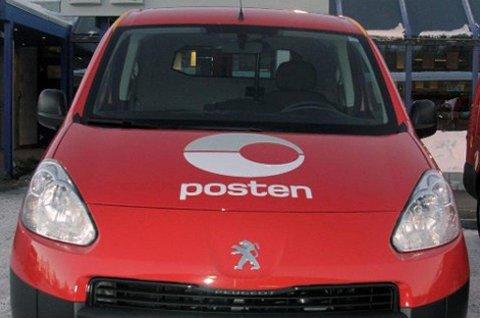 SKIFTES UT: Posten velger el heller enn fossilt til sine biler. Men de kan ha fått en utfordring på Svalbard.