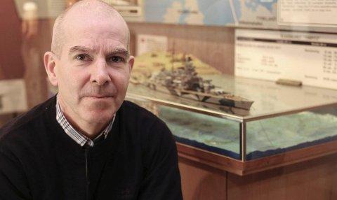 Ulf Eirik Torgersen er spent på hvilke konklusjoner forskergruppen lander på.