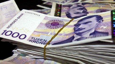 Andelen personer i husholdninger med årlig lavinntekt har økt for hvert år siden 2010. Foto: Sissel M. Rasmussen, frifagbevegelse.no/ANB