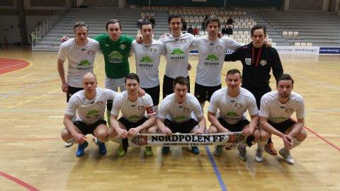 SEIRET IGJEN: Nordpolen FF med nok en seier lørdag. Foto: Nordpolen/Facebook.