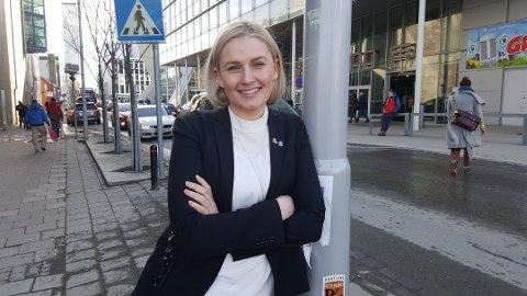 AP-RAGNI: Ragni Løkholm Ramberg er mest kjent som Ap-politiker.
