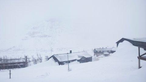 OMKOM: Den 35 år gamle kvinnen ble funnet omkommet cirka tre kilometer unna Kebnekaise fjellstasjon. Illustrasjonsfoto: Jukka Kervinen/Flickr