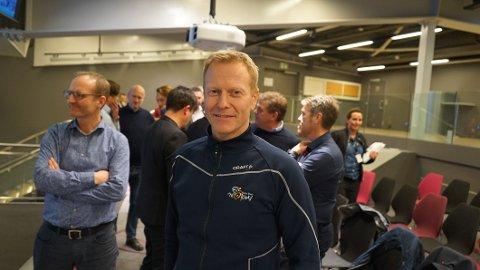 Nyvalgt styreleder: Knut Erik Dybdal ble nylig valgt inn som styreleder i Alpin VM 2027, og forteller til Fremover at selskapet jobber mot balanse i regnskapet.