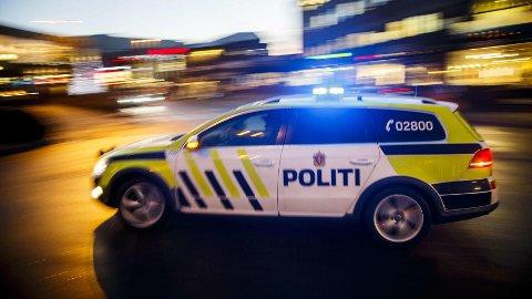 SELVKJØRENDE POLITI: De selvkjørende bilene er på vei inn, også hos politiet. Ford er nå i gang med et utviklingsprosjekt her, som skal gjøre også politibilene selvkjørende. Og da kan de også gjøre mye annet i tillegg ...