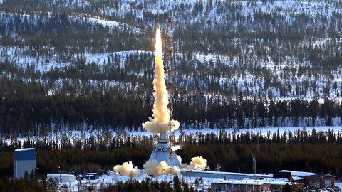 EKSPANDERER: Esrange i Kiruna ansetter flere. Og enda flere blir det dersom de lykkes med satelittplanene.