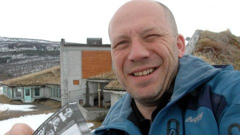 Eier: Tor Lyngmo, eier av Arctic Ice Festiva, står bak festivalen i Lavangen.
