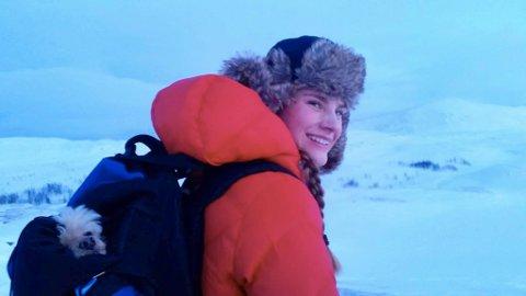 GYNEKOLOG: Sophia Løksa drar til Tromsø under deler av tiden det tar for å spesialisere seg som gynekolog. Så er planen at hun skal tilbake til Narvik i stillingen som overlege.
