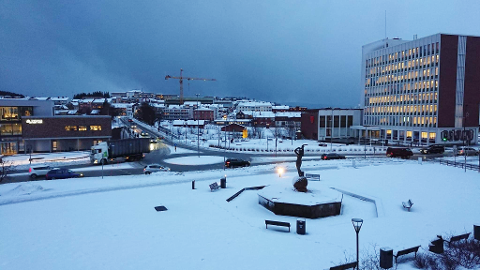 Tunnel prioriteres: E6 i tunnel gjennom Narvik sentrum prioriteres av SFN i sin anbefaling sendt til Nordland Fylkeskommune.