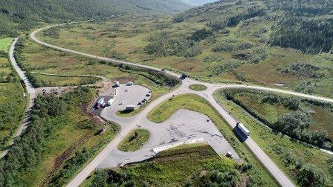 Hålogalandsveien kan stå ferdig i 2029, opplyser Statens vegvesen.