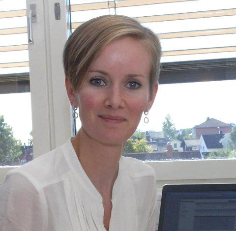 ÅPNER GRADVIS: Inger Lise Hansen i Horten kommune gir deg datoene du trenger å vite om etter at regjeringen har bestemt at skoler og barnehager gradvis åpnes etter påske.
