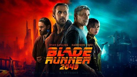 Plakat for Blade Runner 2049