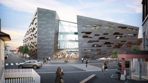 UTVIKLING: Dette prosjektet til Havneparken AS vil, dersom alt får som det skal, bli utviklet videre i 2018