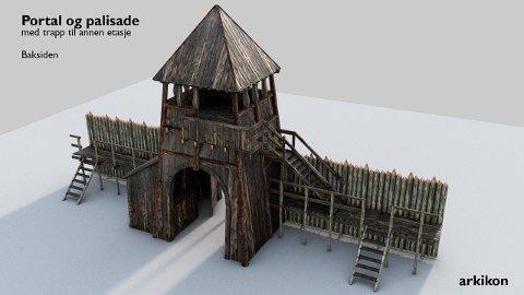 SPENNENDE: Fylket vil satse på Borre som sted for formidling av vikingarv.