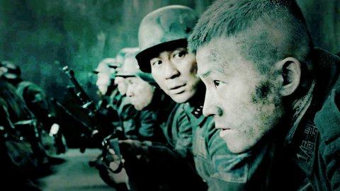DRAMA: Krigssekvensene er spektakulære og meget voldelig, så vær advart.