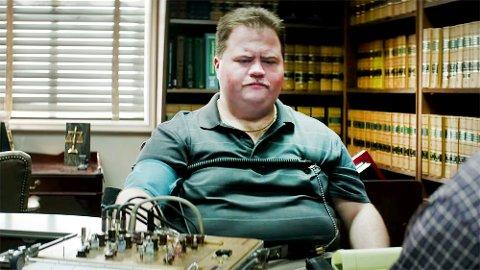 VAKT: Filmen handler om sikkerhetsvakten Richard Jewell, som i 1996 fant en bombe under en konsert i forbindelse med OL.