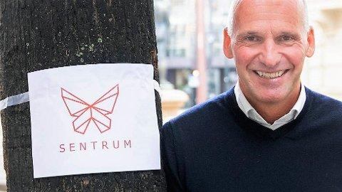 SATSER I VESTFOLD: Geir Lippestad og Partiet Sentrum stiller liste i Vestfold til høstens stortingsvalg. Om to år satser de på å nå kommunestyret i Horten.