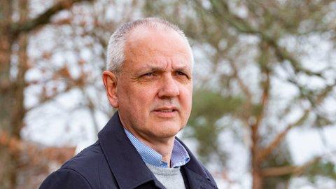 FRYKTET: FHI-topp Preben Aavitsland fryktet et utbrudd blant russen.