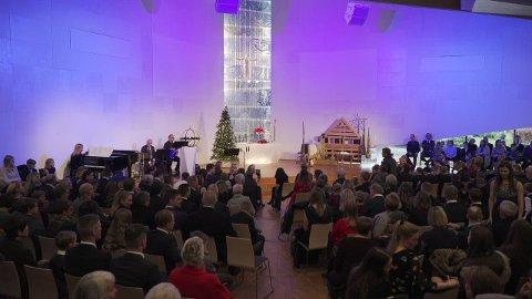 I fjor var det godt med folk på julegudstjenestene på Ålgård. Slik blir det ikke i år.