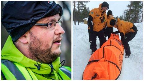 Odd Terje Kvål har stilt opp som frivillig redningsmann i 30 år. Det ble han hedret for denne uken.