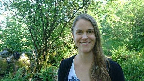 2. kandidat i Gjesdal MDG, Bertha Louise (Bisa) Ålgård