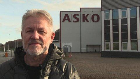 Nils Giskeødegaard er direktør i ASKO Rogaland. Han sier de har en rekke beredskapsplaner på plass for å sikre beredskaprollen sin.