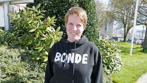 TROR DET GÅR BRA: Marit Epletveit er leder i Rogaland Bondelag.
