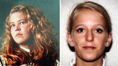 DREPT: Birgitte Tengs (f.v.) og Tina Jørgensen ble begge to drept i henholdsvis 1995 og 2000. Nå har politiet sirklet seg ut én mann. Foto: Våge Studio / Privat