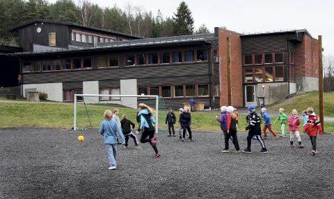 Garvik skole - en av tre skoler som kanskje skal bli til én eller to når politikerne skal bestemme seg for framtidas skolestruktur i Nord-Odal.