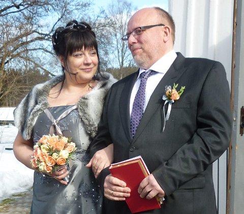 GIFT: Når kjærligheten kan bli en trussel mot rikets sikkerhet må det prøves for retten, mener Anna Evteeva og Kjell Erik Strøm.