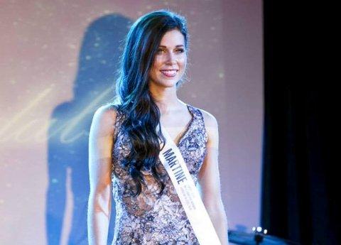 VAKREST; Martine Rødseth vant Miss Universe Norway søndag kveld. Foto: Natalia Pipkina