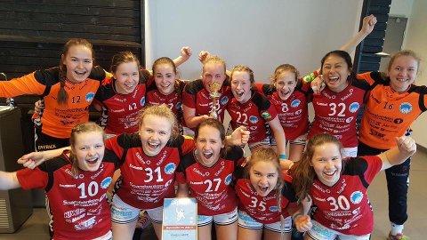 Regionsmestere: KIL J16 avgjorde regionsmesterskapet på golden goal.