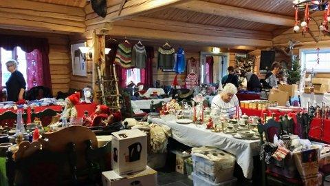 FINNSKOGJUL: Det er Jul på Finnskogen og over 30 utstillere ved Finnskogen Kro og Motell i helga.