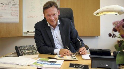 INFORMERTE: Rådmann Trond Stenhaug mener han ga korrekt informasjon om varslersaken.FOTO: BÅRD ENGH