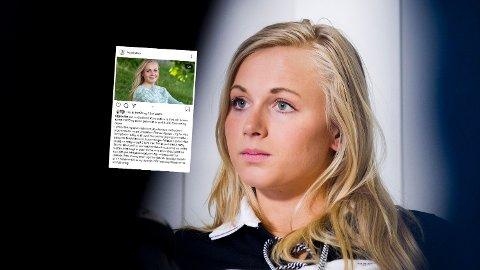 FARMEN: Hege Bøkko skal delta i Farmen kjendis. Foto: (NTB Scanpix/Instagram)