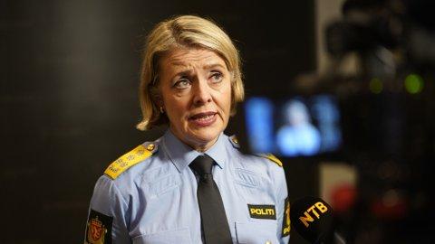 Politidirektør Benedicte Bjørnland visste sannsynligvis for lite om sexukulturen i politiet. Foto: Heiko Junge (NTB)