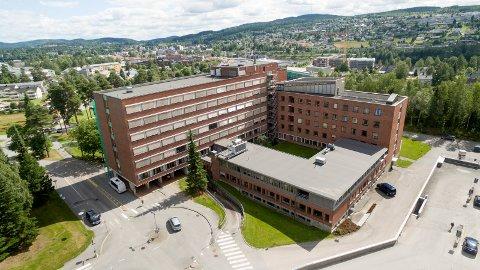ALVORLIG: Det var etter at kvinnen ble innlagt ved Kongsvinger sjukehus med alvorlige skader at politiet pågrep samboeren, og siktet ham for grov vold.