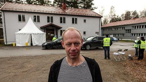 BEKYMRET: Kommunelege Bo Brendstrup er bekymret over at folk lyver og sier at de ikke har vært på fester med korona-smitte.