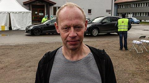 NY RUNDE?: Kommuneoverlege i Våler, Bo Brendstrup, sier han forventer en smitteøkning på senhøsten.