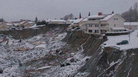 Natt til 30. desember 2020 gikk det et større leirskred i Ask i Gjerdrum kommune. Ti mennesker mistet livet i skredet