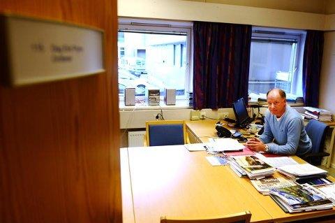 USIKRE TIDER: Dagens GD-måling varsler politisk dramatikk og maktskifte i Sel. Men Dag Erik Pryhn håper at valgkampen og selværenes sosialdemokratiske sinnelag, skal berge ordførerposisjonen.
