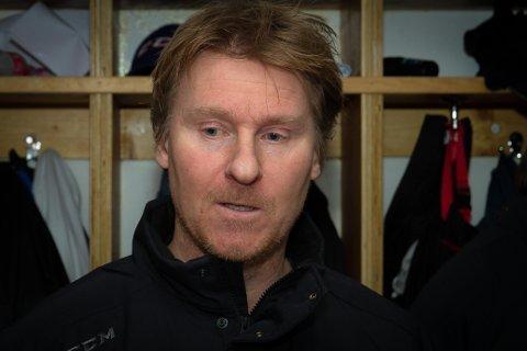 VARSLER SØKSMÅL: L.I.K.-trener Tor Erik Nilsen har engasjert advokat etter at han fikk beskjed om at han var ferdig i klubben til våren.