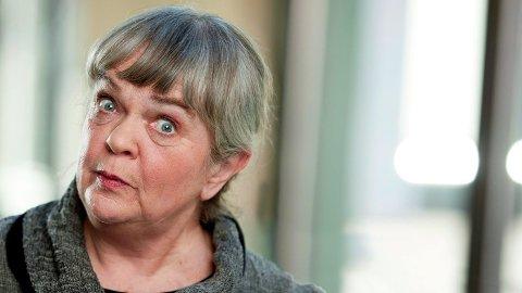 KOMMER TIL RJUKAN: Kjent og kjær er Anne Marit Jacobsen, som kommer til Rjukan med Teater Ibsen i november.