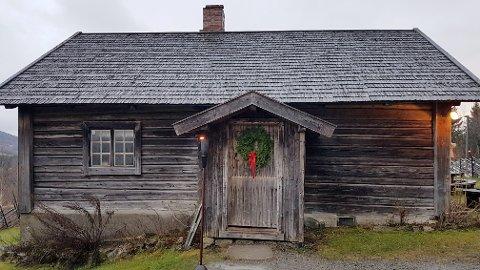 FREDET AV RIKSANTIVAREN: Prøysenstua på Rudshøgda.