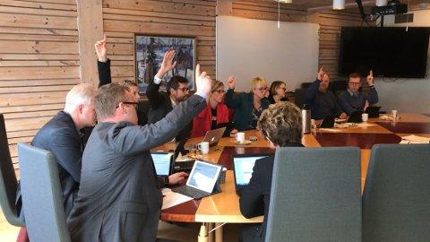 Stemte for ny E6 på vestsida Lillehammer, men som forutsetning for det videre planarbeidet legges det til grunn at flere avbøtende tiltak gjennomføres som del av utbyggingsprosjektet.
