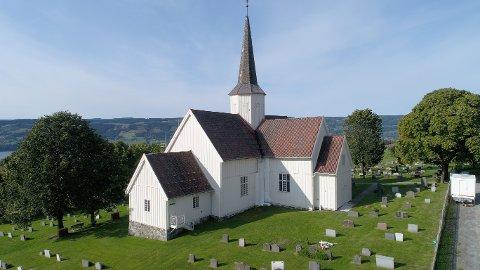 Høsten valg er også kirkevalg.   [vis]    Kirkearkitektur