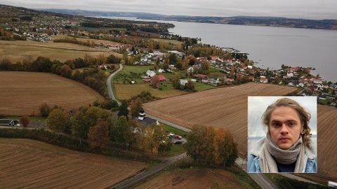 I SORG: Håkon Gulliksen Furuseth Karlstad er opptatt av at Østre Toten må stå sammen og ta vare på hverandre etter det som har skjedd på Kapp.