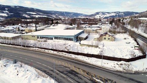 Her kommer den nye hovedbrannstasjonen for Lillehammer, Gausdal og Øyer.